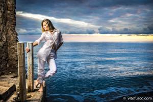 Vito Fusco fotografo di moda positano