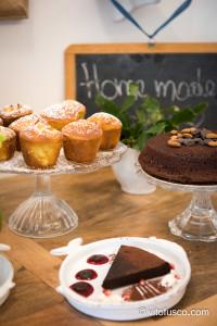 Casa e Bottega cake