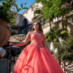 Fashion Shooting Quinceanera Positano Vito Fusco Palazzo Murat